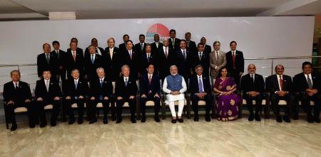 India-Japan Business Forum - PM Modi, Shinzo Abe