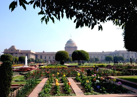 File Photo: File Photo: Rashtrapati Bhawan