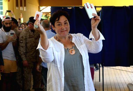 CHILE-POLITICS-ELECTIONS