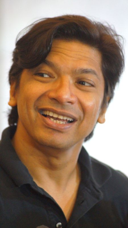 Singer Shaan during Disney India`s Beauty and the Beast musical event, in Mumbai, on May 8, 2016.
