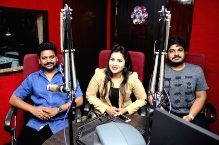 Song launch of film 'Napoleon' at  Red FM