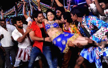Stills of Telugu film