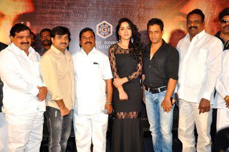 Telugu film Contract Press meet