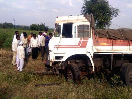 Six killed in Maharashtra bus-truck collision