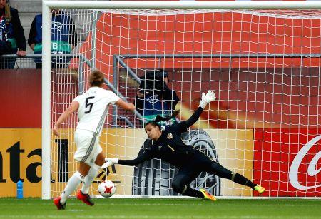 NETHERLANDS-UEFA-WOMEN'S EURO-2017-GROUP-GERMANY-RUSSIA