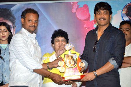 Vaishakam Movie Triple Platinum Disc Function Stills