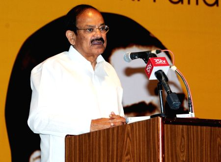 D.K. Pattammal's Centenary celebrations - Venkaiah Naidu