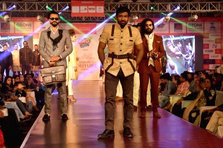 Jaipur Couture fashion show - Yogeshwar Dutt