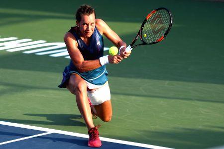 CHINA-WUHAN-TENNIS-WTA-WUHAN OPEN-DAY 5