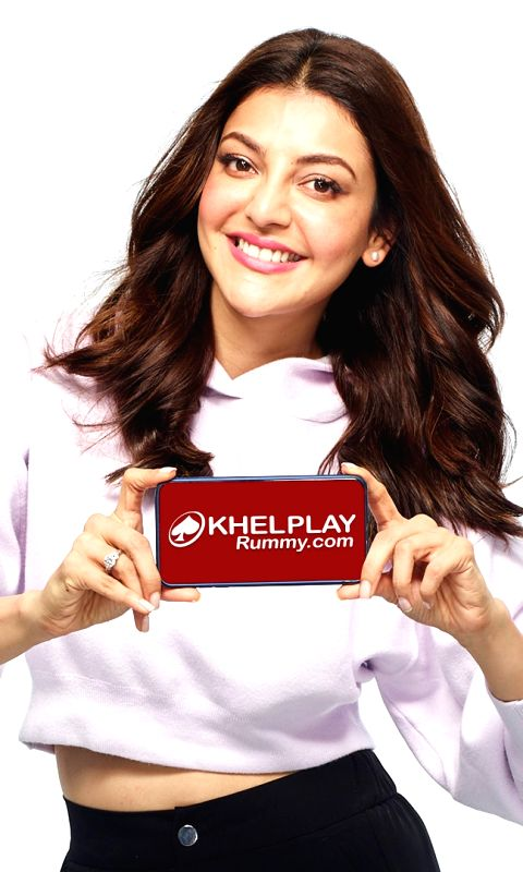 Actress Kajal Aggarwal has been roped in to be the face of KhelPlay Rummy, an online gaming platform which has revolutionized the rules and trends of playing online rummy.