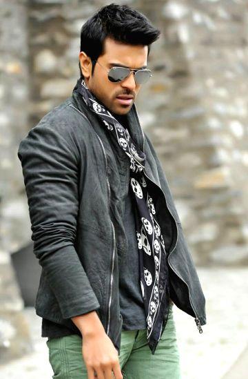 Actor Ram Charan.