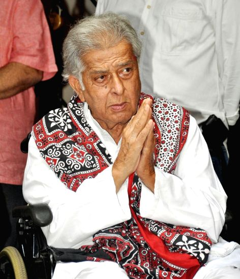Actor Shashi Kapoor. (Image Source: IANS)