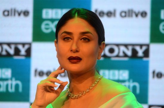 Actress Kareena Kapoor. (Image Source: IANS)