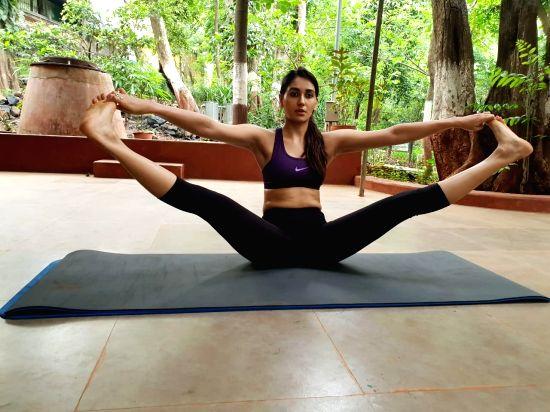 Actress Nikita Dutta.(Image Source: IANS News)