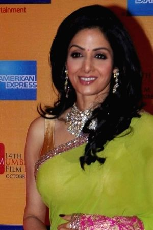 Sridevi(Image Source: PK)