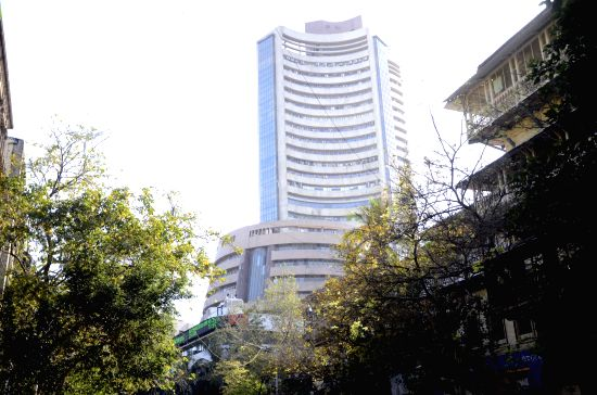 Bombay Stock Exchange. (File Photo: IANS)(Photo:IANS)
