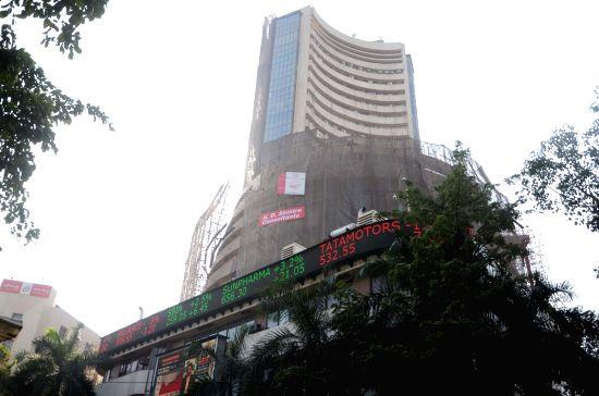 Bombay Stock Exchange. (Image Source: IANS)