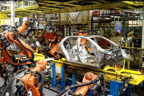 Factory. (File Photo: IANS)(Image Source: IANS News)
