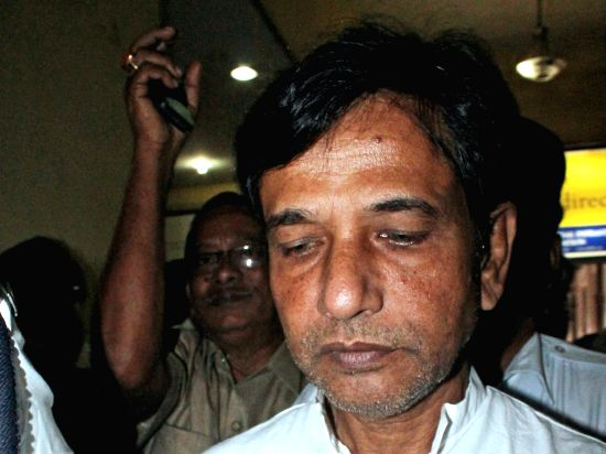 Sudipta Sen, Multi-crore-rupee Saradha chit fund scam kingpin. (File Photo: IANS)(Image Source: IANS News)