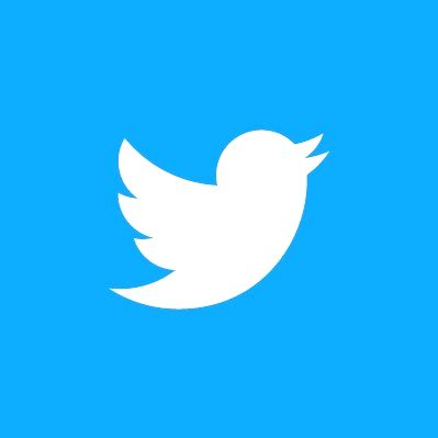Twitter logo.(Image Source: Twitter/@Twitter)