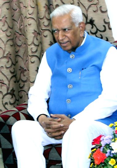 : Vajubhai Vala. (Image Source: IANS).