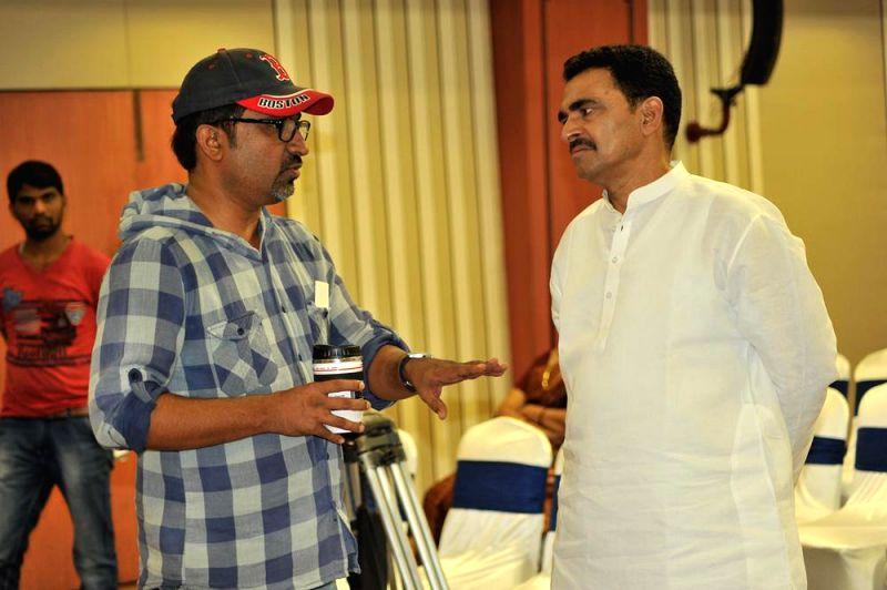 Telugu film Bandipotu stills