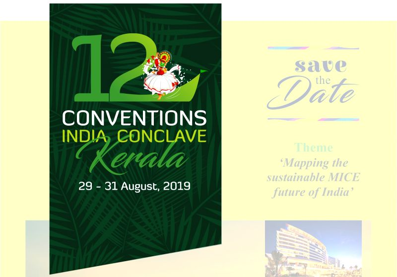 12th edition of Conventions India Conclave (CIC).