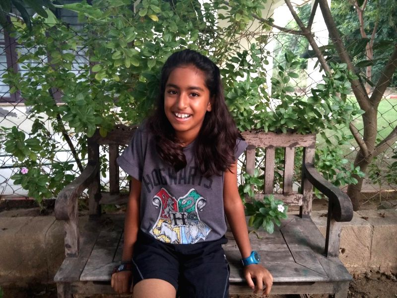 """13-year-old Aanya from Ahmedabad is the youngest Indian to be selected for the """"Climate Force: Antarctica 2018 Expedition"""" scheduled to be held from February 27 to March 12, 2018."""