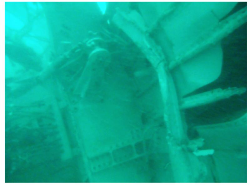 Photo released by Indonesia's search and rescue agency on Jan. 7, 2015 shows the debris of AirAsia Flight QZ8501. Indonesia's search and rescue team has .