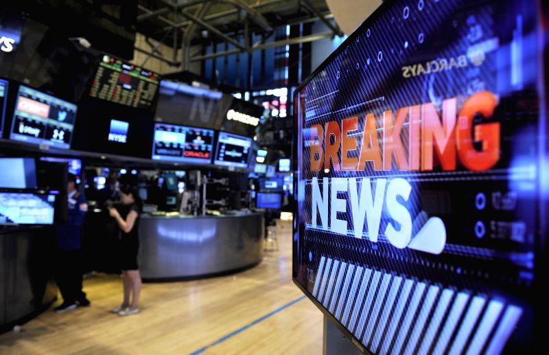 Us New York Nyse Trading Resumed After Halt