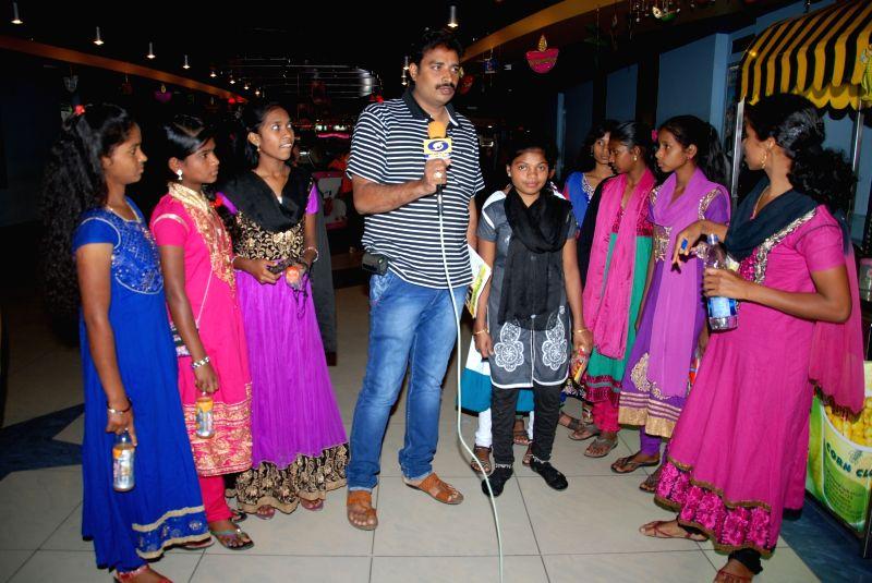 19th International Children Film Festival.