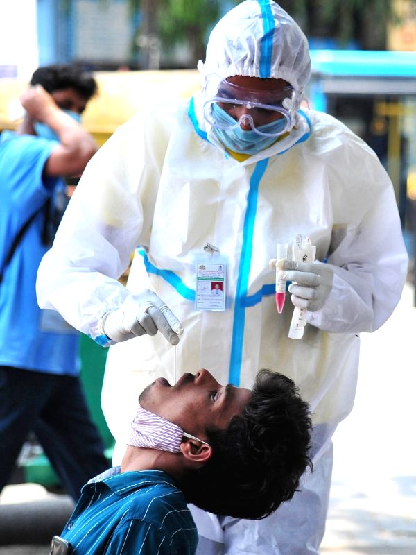 4,009 new Covid cases, 14 deaths in Telangana