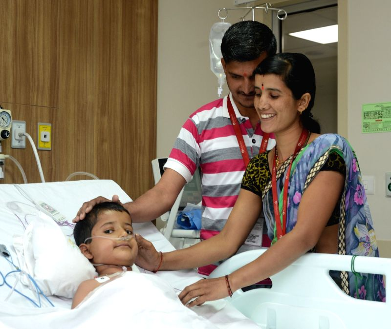 6-year-old with critical heart ailment saved after surgery