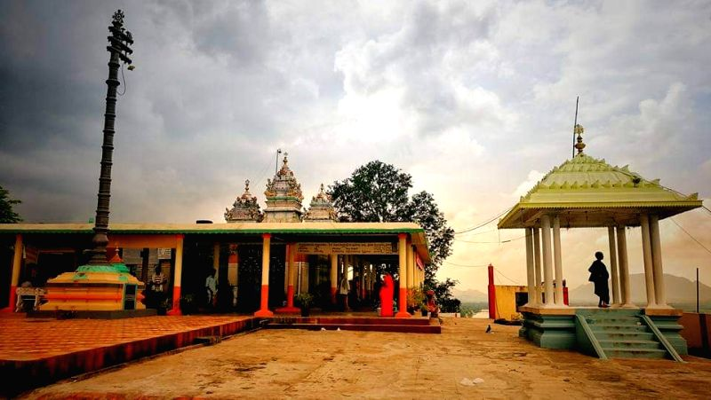 7 dead in marriage party returning from Andhra hilltop temple