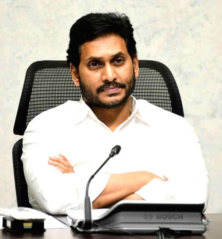 85% households benefited by schemes in two years: Jagan.