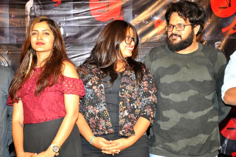 9 Movie Press Meet stills