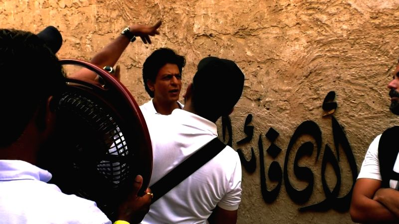 A behind-the-scenes video from promotional campaign of Dubai Tourism gives an interesting sneak-peak into superstar Shah Rukh Khan's adventure into the city. The 53-year-old superstar has been featuring in a series of videos that are part of Dubai To