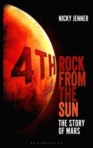 A book detailing all the influence of Mars on us, and our interactions with it