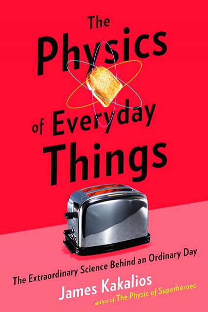 A book on the astounding effects of sub-atomic forces and effects in ensuring the hi-tech world we live in