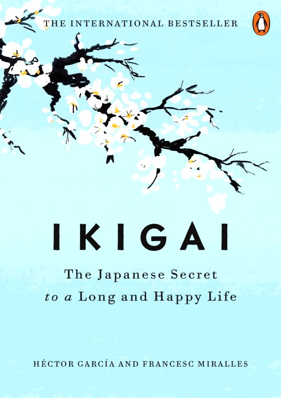 A book on the Japanese 'Ikigai' and how it can enrich our lives - with minimal efforts on our part.