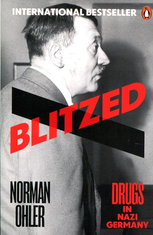 A book with shocking revelations about Adolf Hitler\'s serious drug addiction as well as a major reason for Nazi soldiers success in the \'Blitzkreig\'