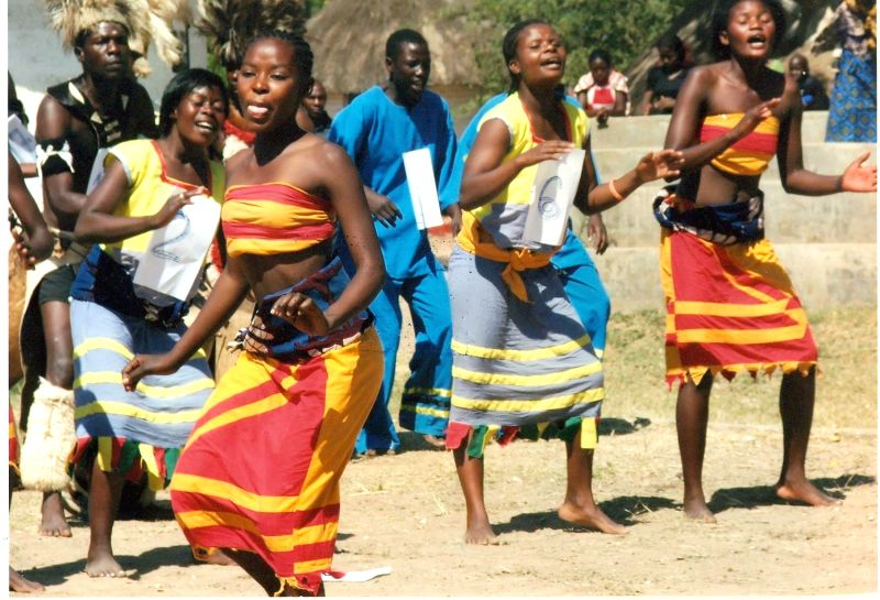 A dance troupe from Ghana which will perform at the ICCR's Africa Festival