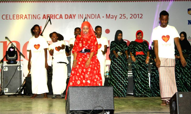Africa Day celebrations