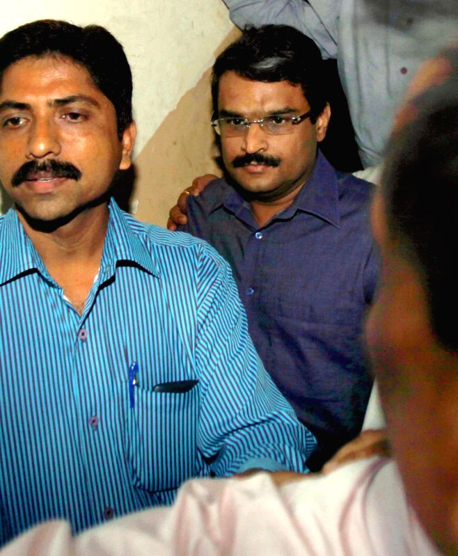 (A File Photo) The Bombay High Court has granted conditional bail to FTIL promoter Jignesh Shah, who was arrested in the Rs.5,574 crore National Stock Exchange Ltd (NSEL) scam, in Mumbai on Aug 22, ..
