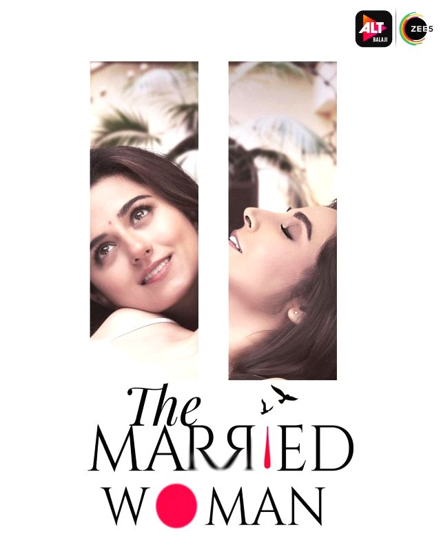 A kissing scene in the trailer of the upcoming series The Married Woman has become topic of discussion on social media. Series director Sahir Raza feels makers should be given freedom to make the content they want to