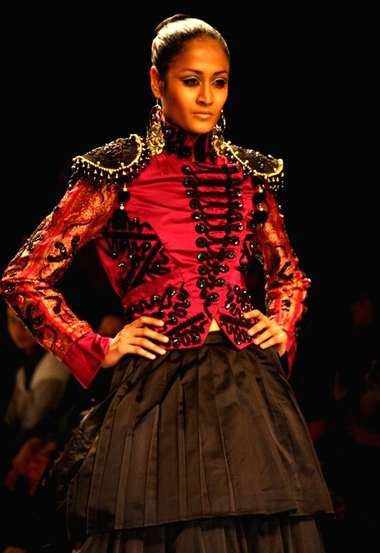 Wills Lifestyle India Fashion Week 2012 Day0