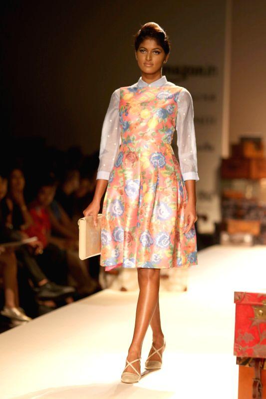 Amazon India Fashion Week Designer Payal Pratap Show
