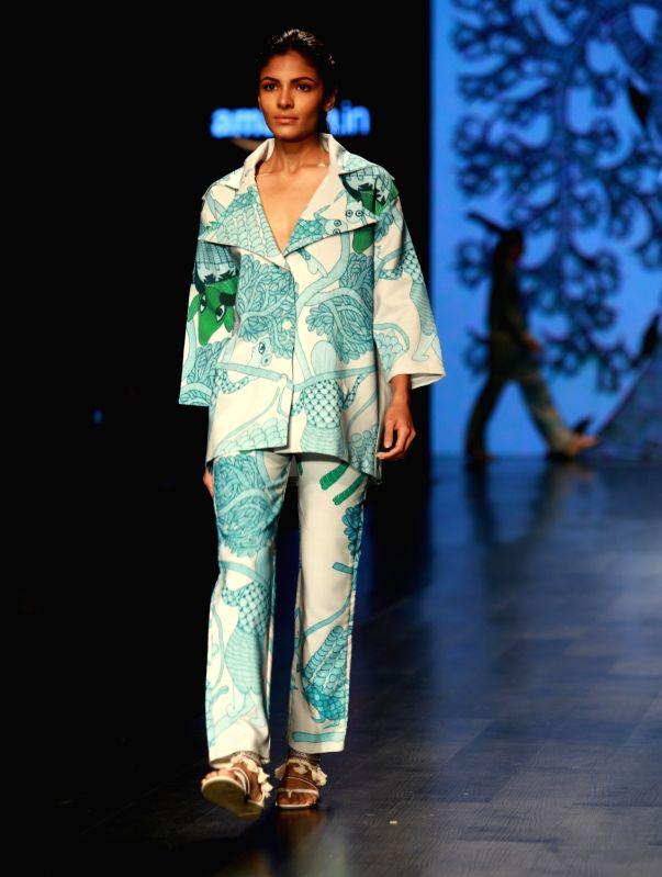 Amazon India Fashion Week Aartivijay Gupta