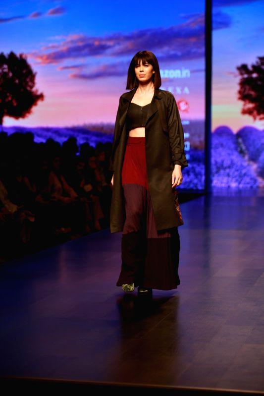 Amazon India Fashion Week Shruti Sancheti