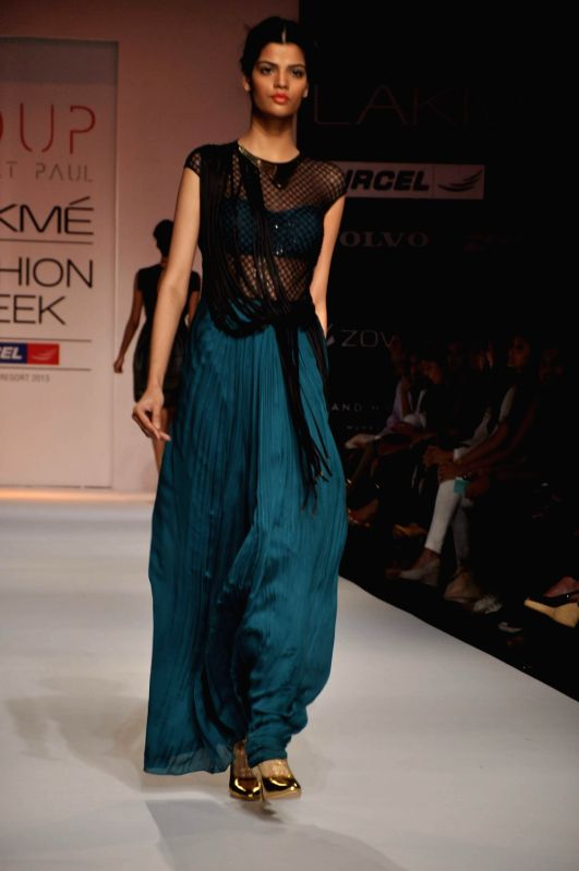 Sougat Paul Fashion Designer